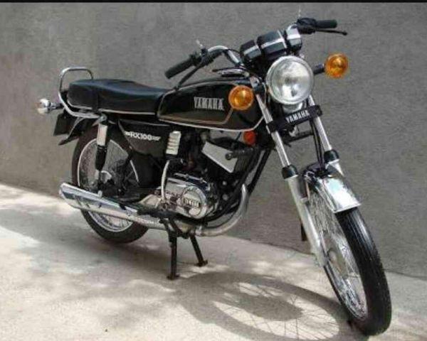Yamaha RX 100 1996 on sale