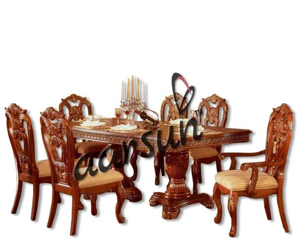 Wooden Dining Set Table Chair By Aarsunwoods Furniture Saharanpur