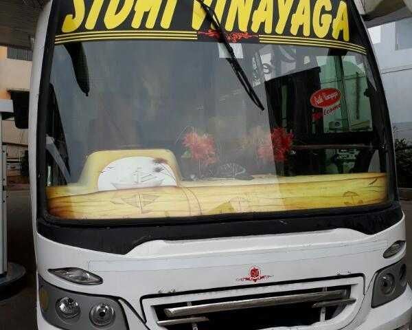 Tour Bus For Sale >> 21 Seater Pushback Mini Bus For Sale In Chennai