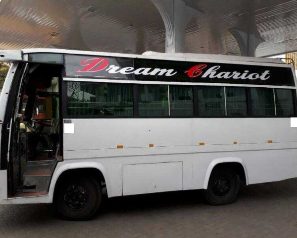 21 Seater Pushback Mini bus for Sale in Chennai