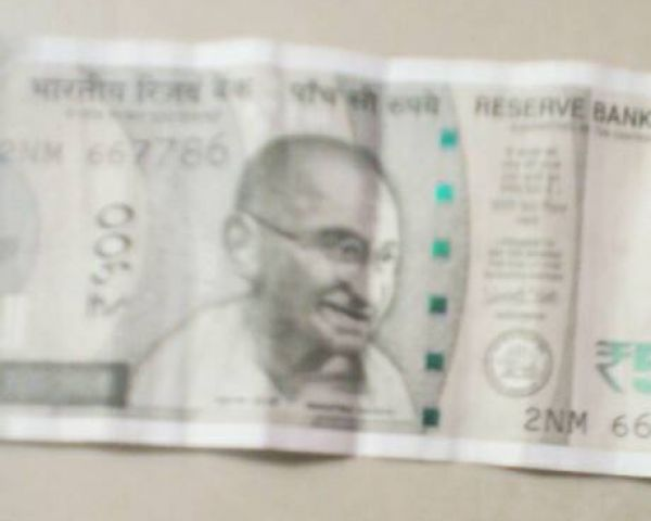 Uragant sell old 2 rupee and 500 rupee new note lucky digit 786