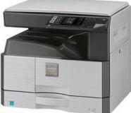 sharp xerox machine with machine life 10 Lacks copies
