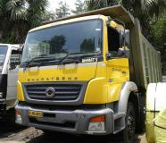 Auction of used Bharat Benz Truck & Tipper...