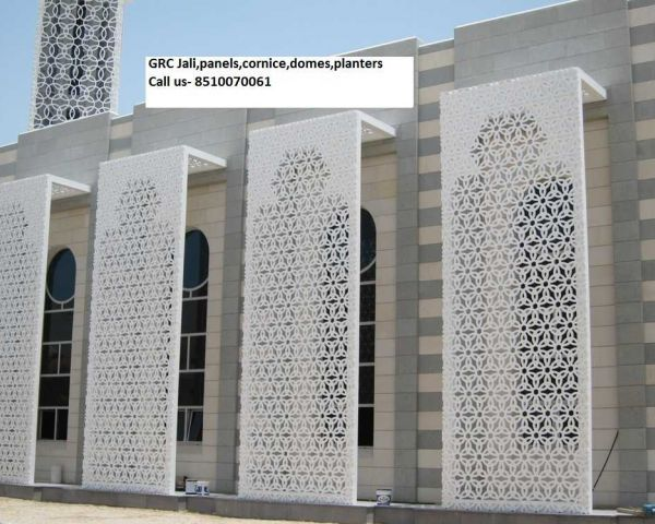 Front Elevation Jali : Grc jali manufacturers suppliers in all india decoratives