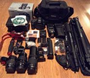 Nikon D5300 24.2 MP Digital SLR Camera with 18-55mm...