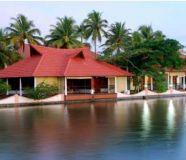 Lake front Resort in Alappuzha