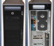 Workstation Computer Rental & Sale HP Z820 Kochi