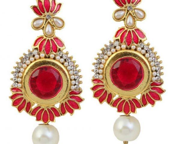 buy artificial earrings jhumka earrings online shopping