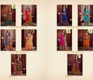 elegant pashmina embrodiered radhika gulzar suits...
