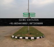 200 Sq.yd South Facing Residential Plot For Sale in...