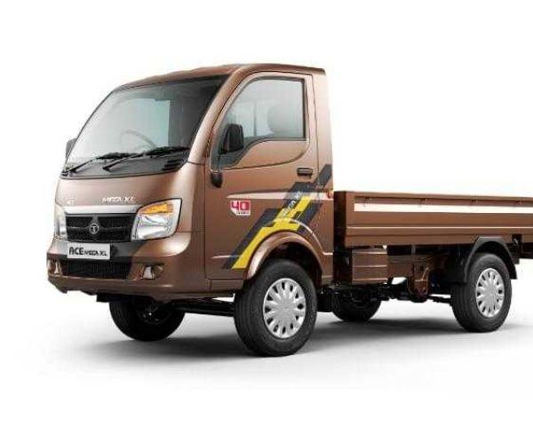 New tata ace price- Tata Ace Mega XL