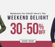 Myntra Big Hits Sale Offer:Get 30% - 50% off on Top...