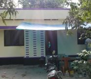 7 cent plot 500 meters away from NH 47 near school...