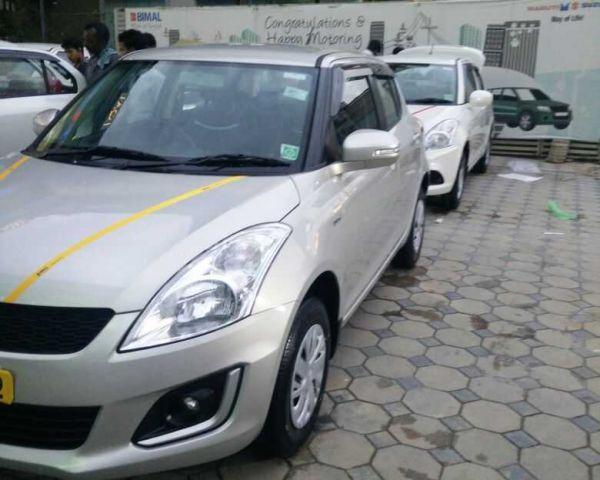 Yellow Board Maruti Swift Vdi 2017model Cars Bangalore 146545384