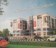 RIICO Approved Commercial Complex FLATS AND SHOPS in...