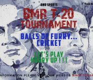 Join BMR T20 Tournament to give your career a boost....