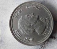 5 Rupees old coin