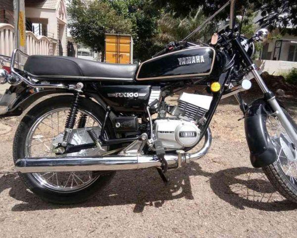 Yamaha Rx 100 Bikes Scooters Bangalore 146821654