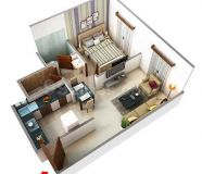 1 BHK for Sale at Tata Housing Shubh Griha