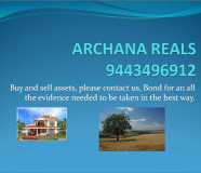 8.25 cent plot for sale in Thiyagaraja nagar,...