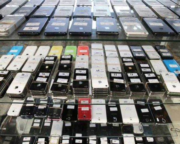 Used mobile phones wholesale lot for sale