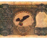 I want to Sell East India Company Rs 100 Eagle Globe...