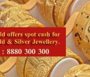 Unwanted Gold Jewellery Buyers for Spot Cash
