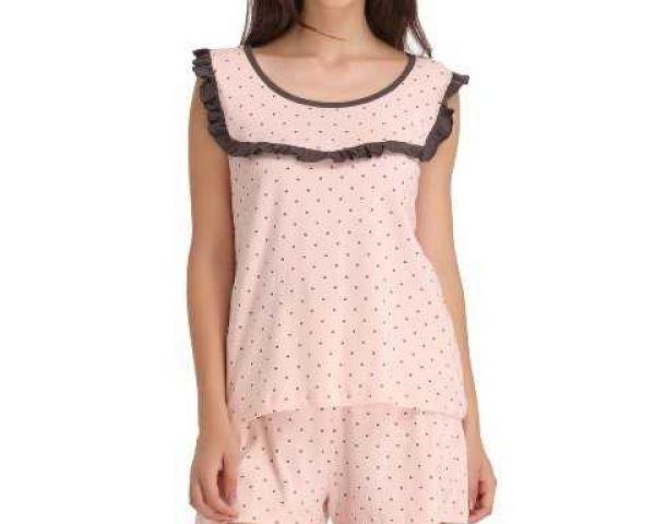 bf7c525955e Buy Clovia Cotton Nightwear For Ladies At Shoppyzip Women Clothing ...