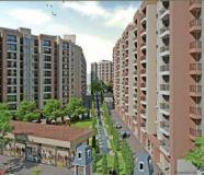 3 BHK 1280 Sq Ft Apartment In Omaxe Shubhangan,...