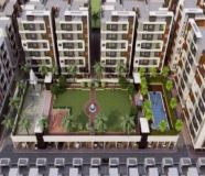 2 BHK 1021 Sq Ft Apartment In Agarwal Sanjana Park...