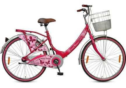 check hero cycle miss india gold 24t price bicycles delhi 135722611
