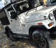 2012 Mahindra Thar CRDe 4x4 AC For Sale In Amritsar.