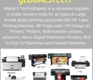 Global5Tech Provides Best Printing Solutions