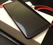 OnePlus 5T 128GB Midnight Black A5010 FACTORY UNLOCKED