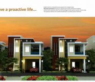 Luxury Duplex Houses near Poranki