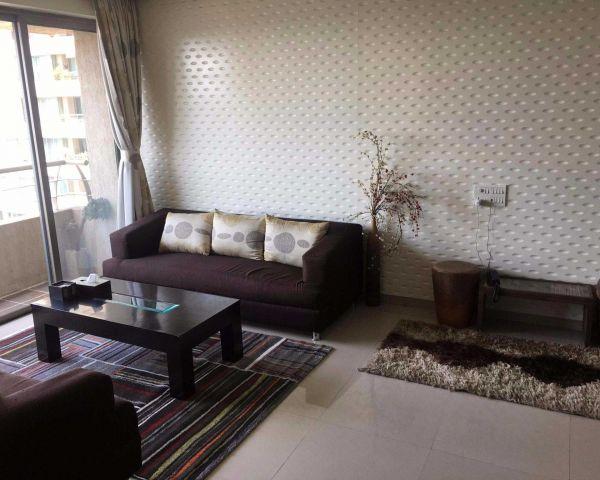 3 BHKflat For Rent In Oberoi Splendor Andheri East - 3 BHK