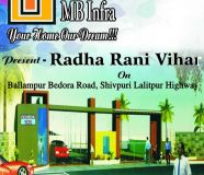 Property in Jhansi 1000 Sq.Ft only for 2,51,000/-Rs