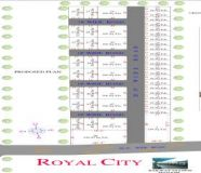 36 Sq Yd Residential Plot In Royal City Dasna,...