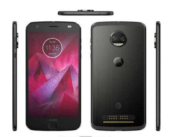 0b6dbcb18e3 Motorola Moto Z2 Force Available Online At Poorvika Mobiles by  Toptensmartphones