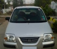 Hyundai Santro Xing 2008 Model, Maintained by Doctor.