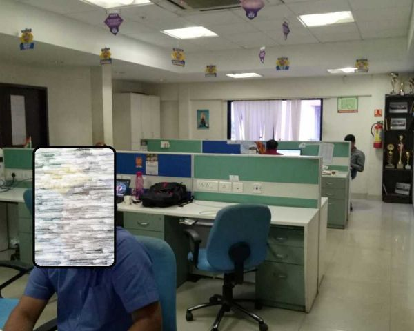 3050 Sqft Fully Furnished Office Space In Ernakulam Office Space for ...