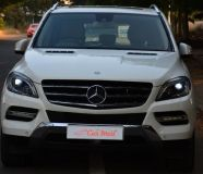 2013 Mercedes-Benz M-Class 350 CDI For Sale In Nashik.