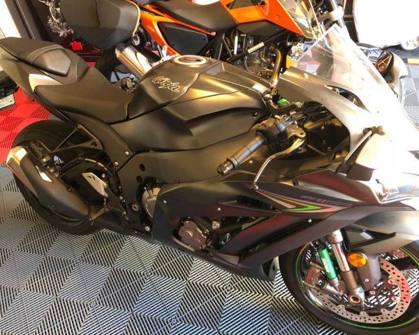 Kawasaki naija R6
