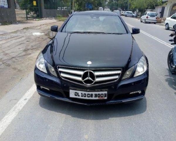 2011 Mercedes Benz E Class E350 Coupe For Sale In New Delhi