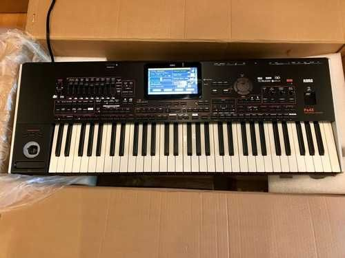 Korg Pa4X Professional Keyboard