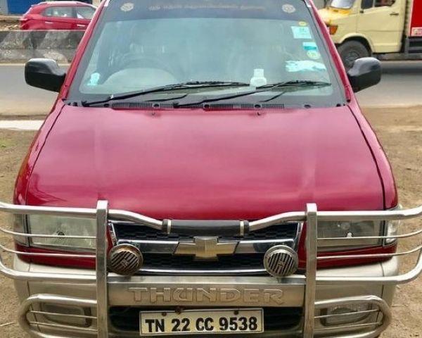 2012 Chevrolet Tavera Neo 3 Lt 8 Str Bs Iii For Sale In Chennai