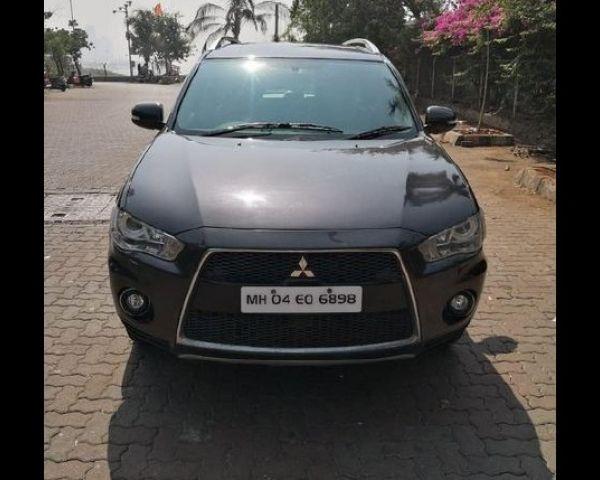 2010 mitsubishi outlander 2.4 mivec for sale in mumbai. cars navi