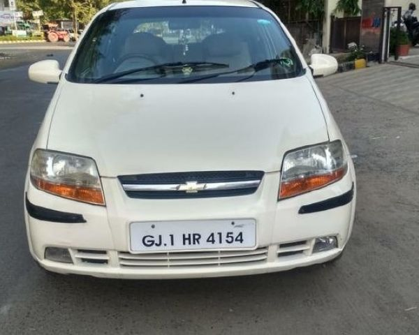 2008 Chevrolet Aveo U Va Lt 12 For Sale In Ahmedabad Cars
