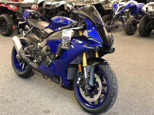 Brand New 2018 Yamaha YZF-R1 Available
