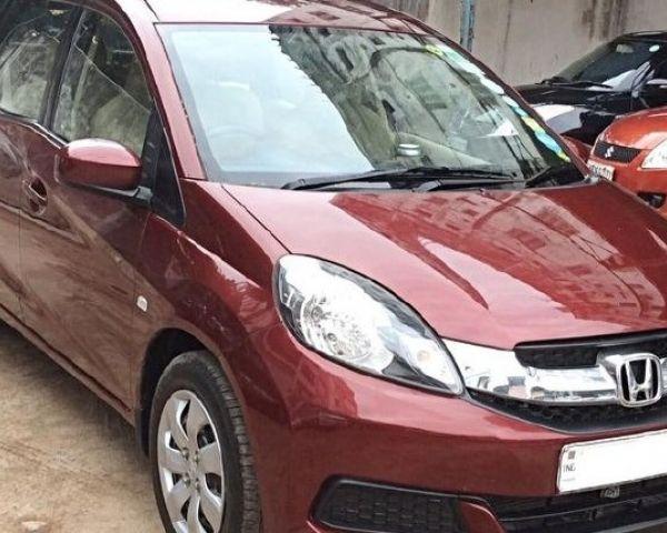 2015 Honda Mobilio S Petrol For Sale In Kolkata Cars Kolkata 157711091